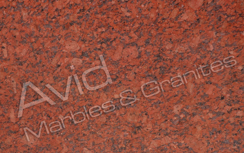 New Imperial Red Granite Manufacturers from India