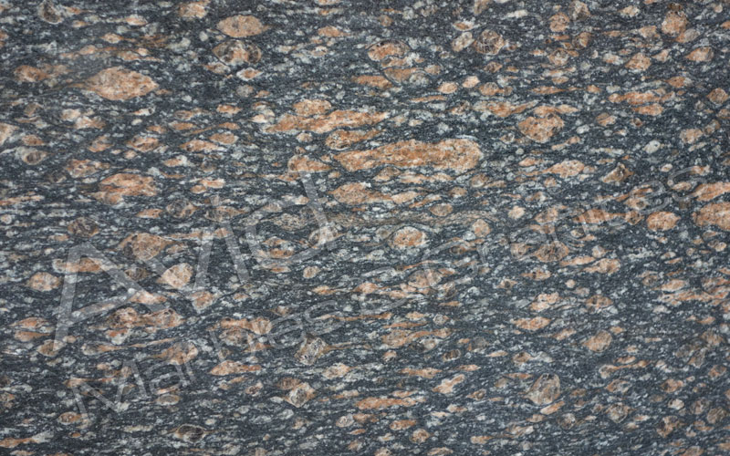 Peacock Brown Granite Manufacturers from India