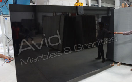 Absolute Black Granite Exporters from India