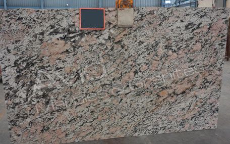 Alaska Pink Granite Suppliers from India