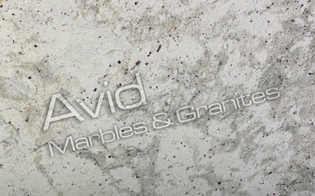 Andromeda White Granite Suppliers from India