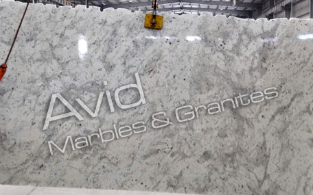 Andromeda White Granite Exporters from India