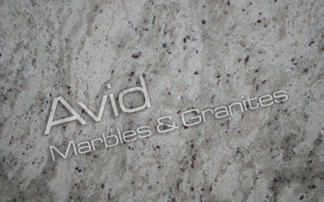 Andromeda White Granite Producers in India