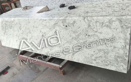 Granit Andromeda White India