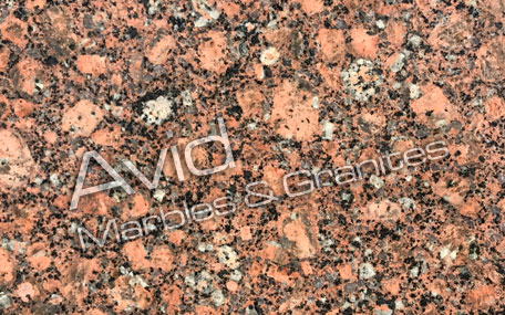 Baltic Red Granite Exporters from India