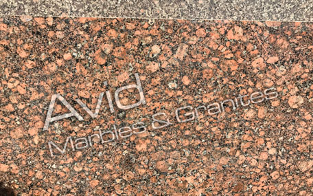 Baltic Red Granite Producers in India