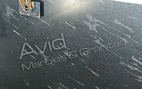 Charleson Black Granite Exporters from India