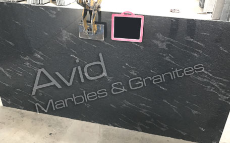 Charleson Black Granite Wholesalers in India
