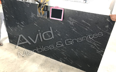 Charleson Black Granite Producers in India