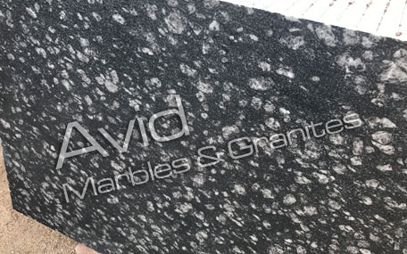 Coin Black Granite Exporters from India