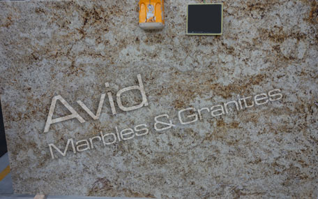 Colonial Gold Granite Exporters from India