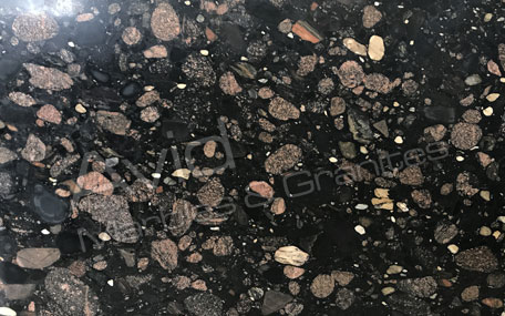 Corsair Black Granite Producers in India