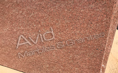Crimson Red Granite Suppliers from India