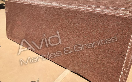 Crimson Red Granite Exporters from India