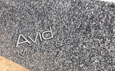Crystal Blue Granite Suppliers from India
