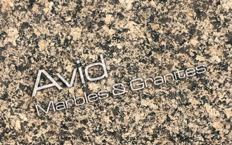 India Desert Brown Granit