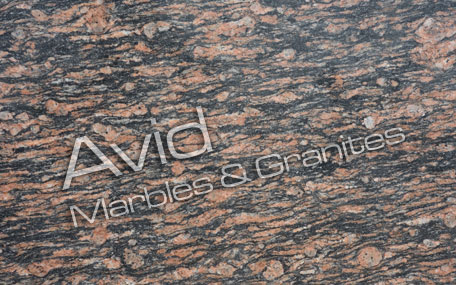 Exotic Red Granite Exporters from India
