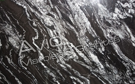 Forest Black Granite Suppliers from India
