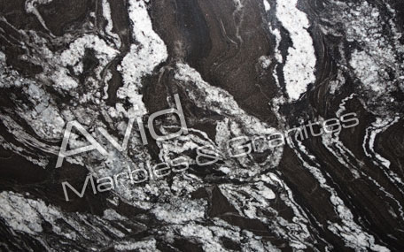 Forest Black Granite Exporters from India