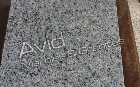 French Green Granite Producers in India