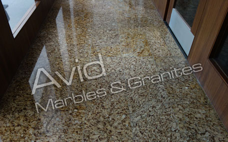 Honey Gold Granite Suppliers from India