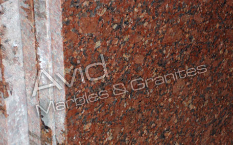 Imperial Red Granite Exporters from India