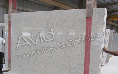 Imperial White Granite Suppliers from India