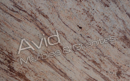 Ivory Brown Granite Suppliers from India