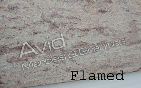Ivory Brown Granite Producers in India