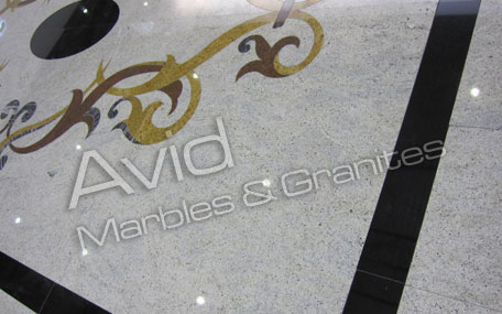 Kashmir White Granite Wholesalers in India