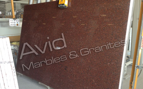 New Imperial Red Granite Suppliers from India