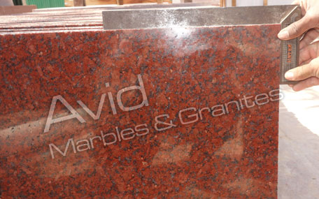 New Imperial Red Granite Exporters from India