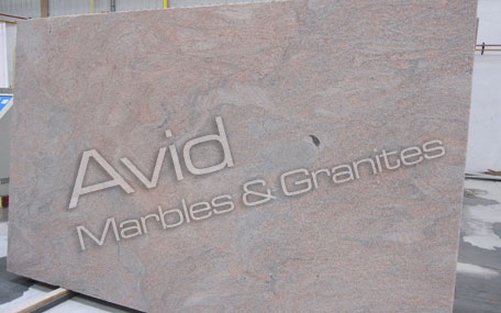 Red Multi ColorGranite Exporters from India