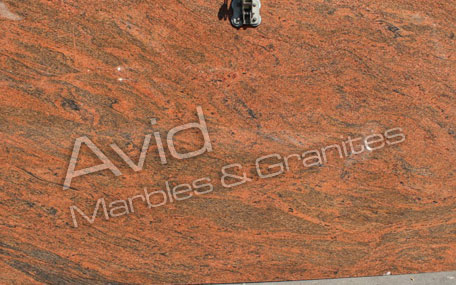 Red MultiGranite Producers in India