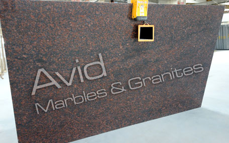 Red Rose Granite Exporters from India