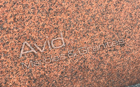 Royal Red Granite Producers in India