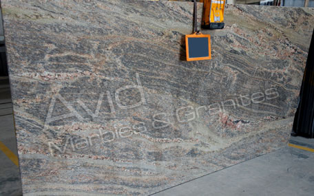Rubal Exotica Granite Suppliers from India