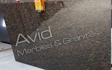 Scottish Brown Granite Exporters from India