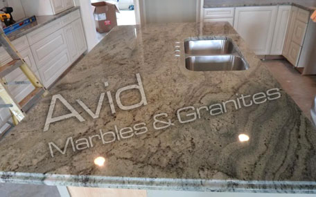 Surf Green Granite Producers in India