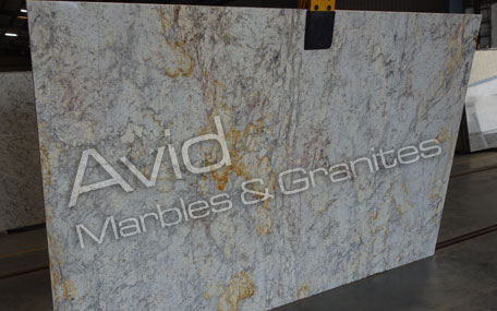 Thunder Gold Granite Suppliers from India