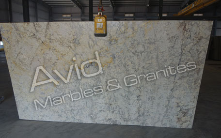 Thunder Gold Granite Exporters from India