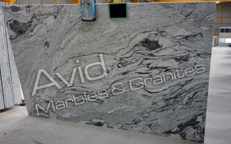 India Viscon White Granit