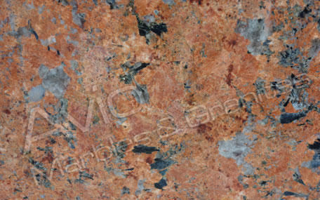 Austin Red Granite Exporters from India