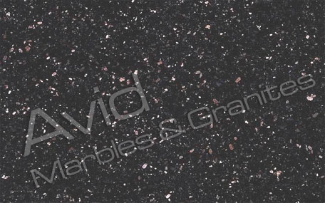 Black Galaxy Granite Exporters from India