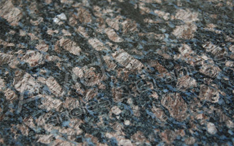 Sapphire Blue Granite Exporters from India