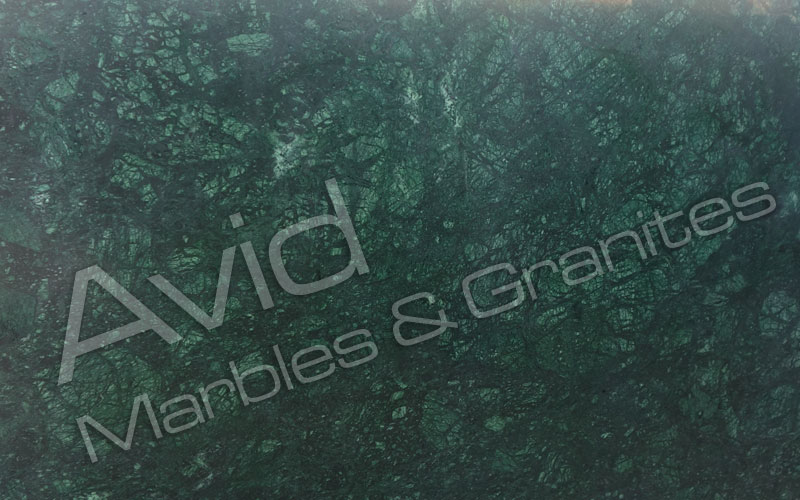 Dark Green Marble Manufacturers from India