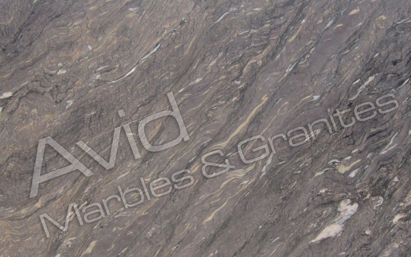 Scorpio Brown Marble Manufacturers from India