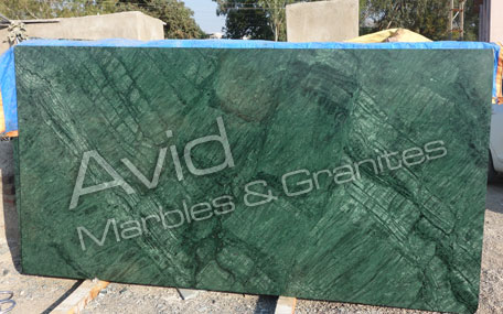 Crocodile Green Marble Exporters from India