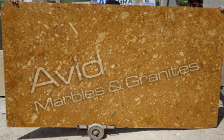 Desert Gold Marble Suppliers from India