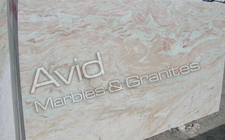 Jakarta Pink Marble Exporters from India